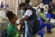 V Afrike, kde žije 1,3 miliardy ľudí, podali dovedna 188 miliónov dávok vakcín proti covidu.