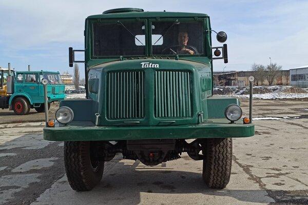 Tatra 128 prichádza do nového múzea.