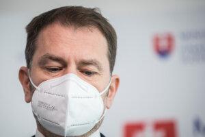 Minister Matovič hovorí ruskej vakcíne Sputnik V.