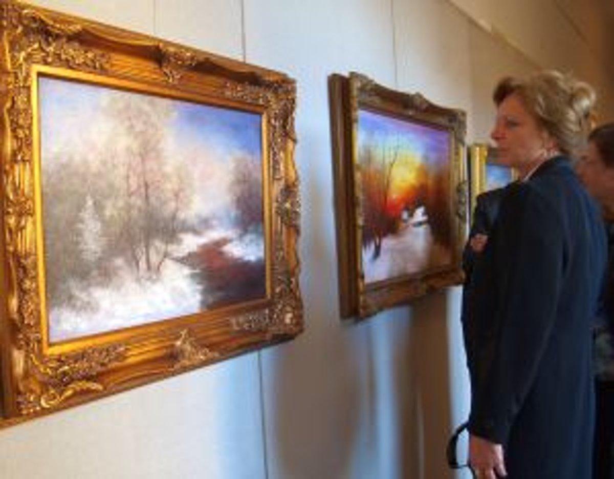 44f12fb68 Výstava diel Ladislava Švihela v Ponitrianskom múzeu potrvá do 19. mája.