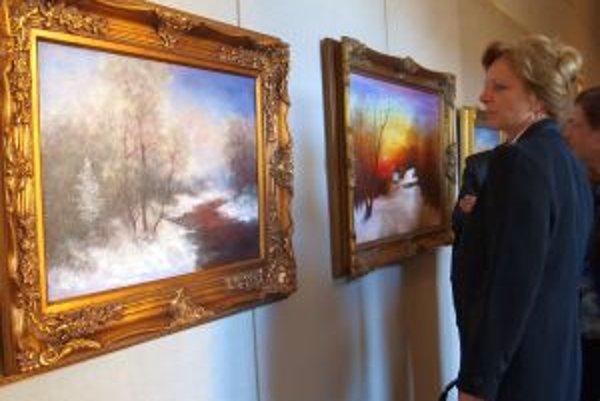 Výstava diel Ladislava Švihela v Ponitrianskom múzeu potrvá do 19. mája.