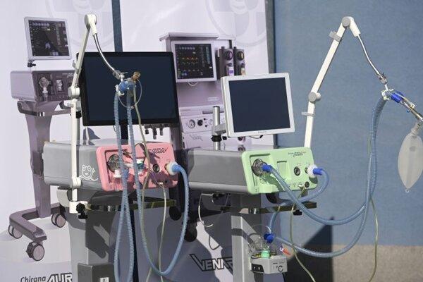 Pľúcny ventilátor