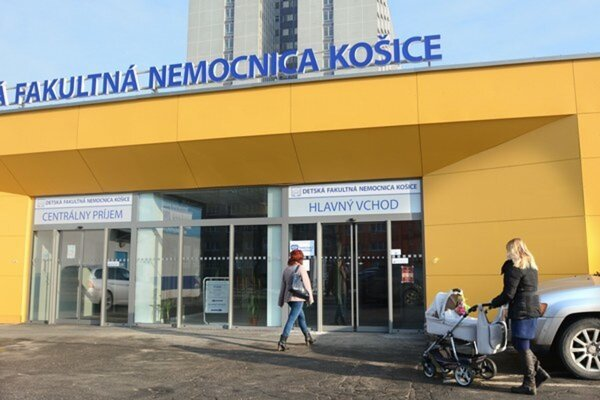 DFN v Košiciach.