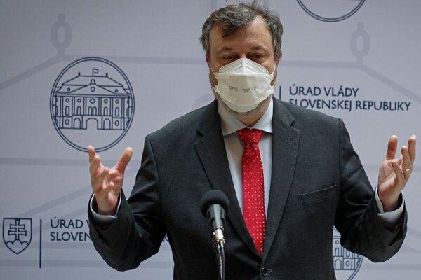 Minister sociálnych vecí a rodiny SR Milan Krajniak.