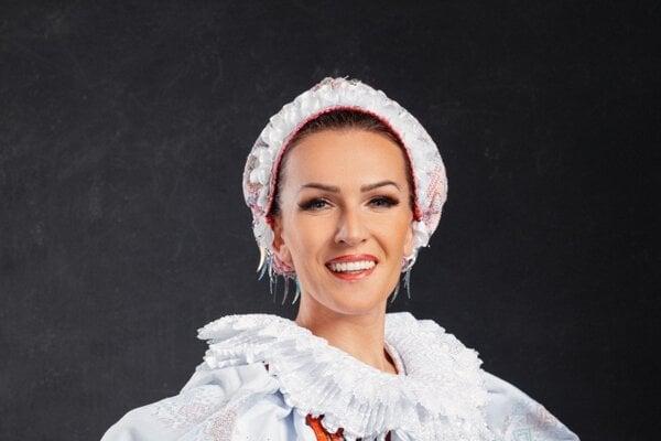 Martina Kanošová Ťasková.