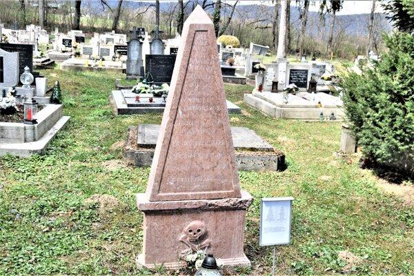 Náhrobok v Haliči podnecuje k úvahám, kým bol Vavrinec Schiffner.