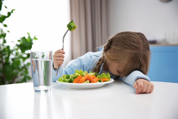 Ak deti odmietajú zeleninu, skúste im ju kombinovať s ovocím.