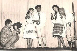 Frajerôčka, rok 1965.