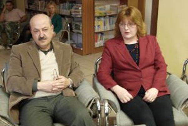 Manželia Al-Absiovci sa zoznámi počas štúdia na Karlovej univerzite v Prahe. Spolu sú už 33 rokov.
