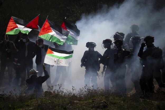 Palestínčania v Izraeli.