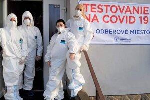 Počas jedného z tohtoročných testovaní v  Lučenci.