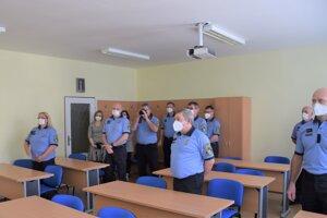Nedávno si mestskí policajti a policajtky v Martine pripomenuli 30 rokov od jej vzniku.