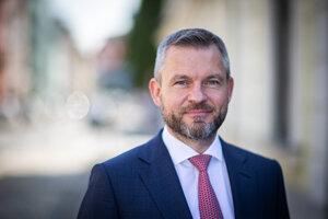 Predseda Hlasu Peter Pellegrini.