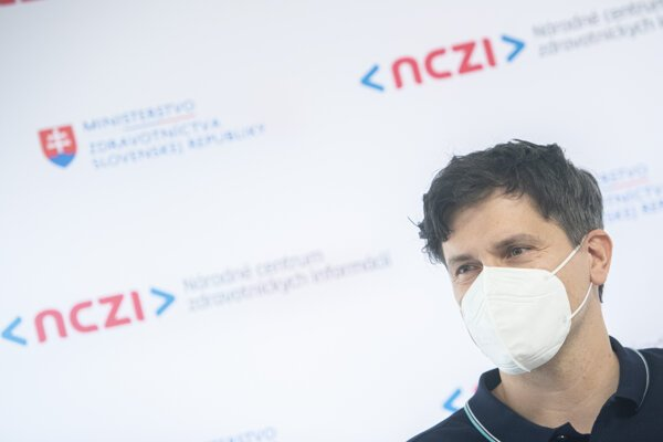 Generálny riaditeľ Národného centra zdravotníckych informácií (NCZI) Róbert Suja.
