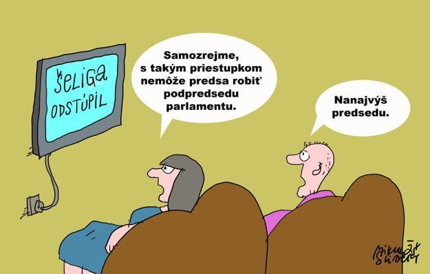 Karikatúra - 6.5.2021.