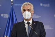 Minister zahraničných vecí a európskych záležitostí Ivan Korčok (nom. SaS).