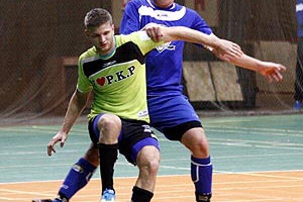 Peter Peciar strelil prvý gól Nitranov.