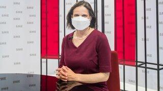 Kolíková: Ak ma poslanci z OĽaNO nepodporia, zvážim odchod