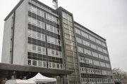 Budova Pôdohospodárskej platobnej agentúry.