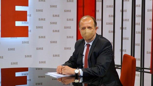 Rozhovory ZKH: Richard Rybníček.