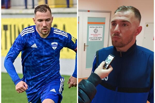 Erik Jendrišek, jednoznačne najväčšie meno v FC Nitra, po prehre 0:2 v Ružomberku skritizoval fungovanie klubu.