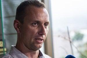 Miroslav Kováčik, predseda predstavenstva Asociácie profesionálnych hokejových klubov a prezident HK Nitra.