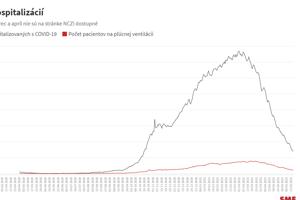 Koronavírus: Koľko pribudlo prípadov?Pozrite si mapu a grafy.