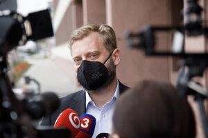 Poslanec NR SR za hnutie OĽaNO Juraj Krúpa.