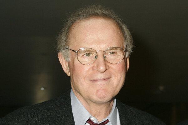 Charles Grodin na archívnej snímke z roku 2007.