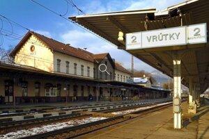Zlodej vystúpil na železničnej stanici vo Vrútkach.