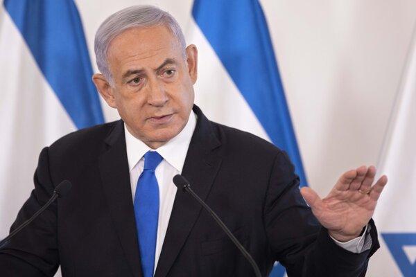 Bývalý izraelský premiér Benjamin Netanjahu.
