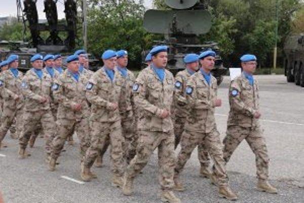 Ďalších 82 slovenských vojakov je pripravených na misiu na Cypre. Na ostrov odlietajú v dvoch termínoch počas týchto dní.