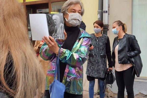 Milan Kolcun sprevádza turistov Košicami roky.