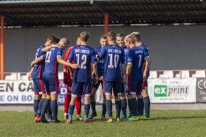 Futbalistov MFK Zvolen čaká náročný boj o záchranu.