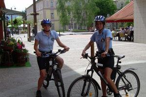V meste pôsobia cyklohliadky už od roku 2008.