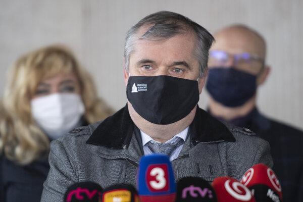 Šéf Asociácie nemocníc Slovenska Marián Petko.