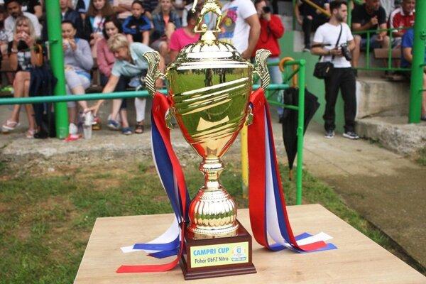 Pohárová súťaž Oblastného futbalového zväzu v Nitre - Campri Cup - vyvrcholí v najbližších troch víkendoch.