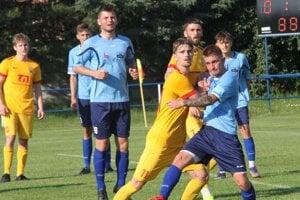 Futbalisti Imeľa proti Nitre B otočili z 0:1 na 3:1.