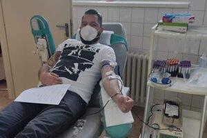 OZ Punkáči deťom chcú za 14 dní darovať 100 litrov krvi.