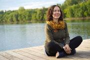 Lucia Molnár Satinská má radšej riečnu krajinu ako hory a hovorí, že na južnom Slovensku sa oplatí ísť kamkoľvek.