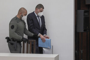Adrián Szabó ide do väzby.