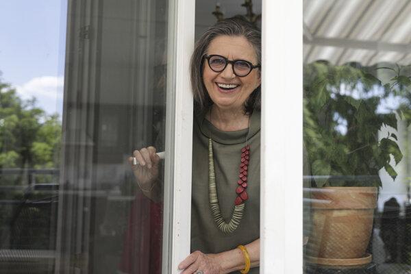 Herečka Zuzana Kronerová si nútenú prestávku počas lockdownu užívala a nahrávala audioknihy.