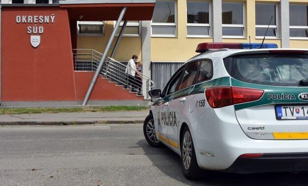 Prípad riešil Okresný súd Trebišov.