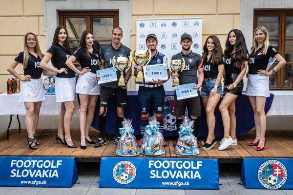 Úspech trnavských FG Spartak Trnava na IOI Slovak Open