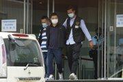 Polícia vykonala raziu v Apple Daily