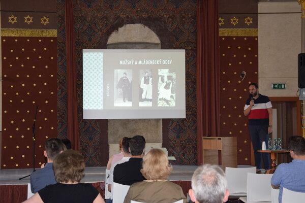 Projekty predstavili 16. júna v levickej synagóge.
