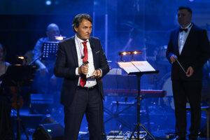 Víťaz v kategórii Hospodárstvo: predstaviteľ koncernu IDC Holding Pavol Jakubec.