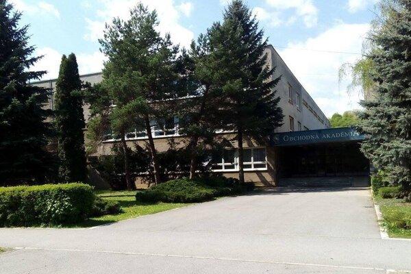 Obchodná akadémia v Prešove.