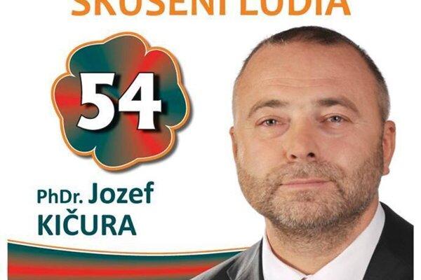 Jozef Kičura.