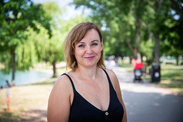 Soňa Rebrová sníva o tom, že by ako najstaršia na Slovensku zdolala plavecký maratón.